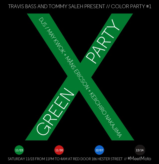X Greeen Party__Final_1